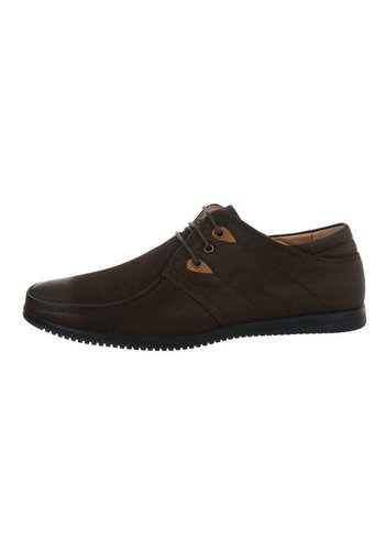 Neckermann heren schoenen bruin 0122-2