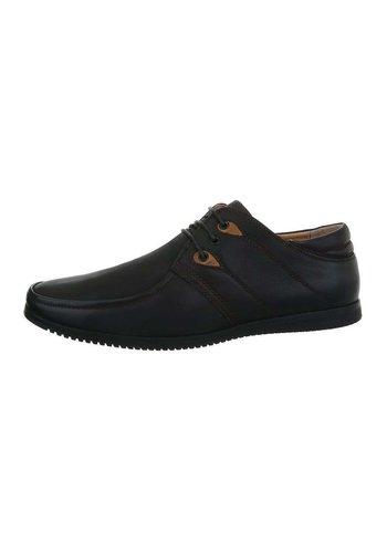 Neckermann heren schoenen zwart 0122-1