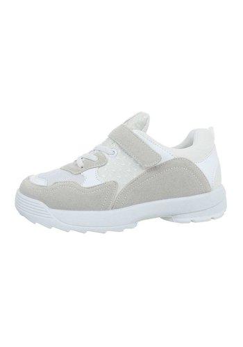Neckermann chaussures enfants blanches 205-21