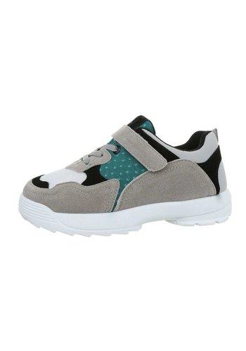Neckermann chaussures enfants gris 205-21