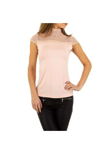 EMMA&ASHLEY dames blouse roze KL-WJ-8003