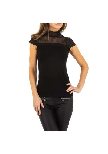 EMMA&ASHLEY dames blouse zwart KL-WJ-7736