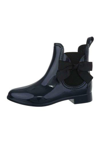 Neckermann bottes dames bleues LS5070