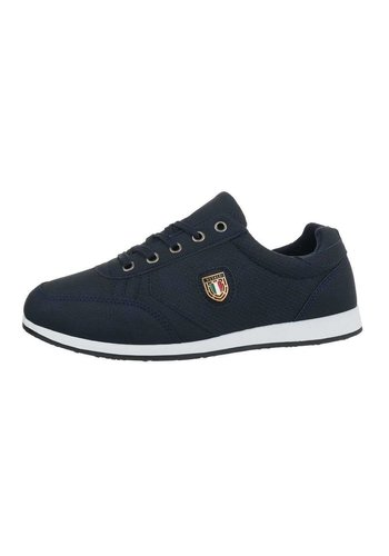 Neckermann heren schoenen navy C9034-4