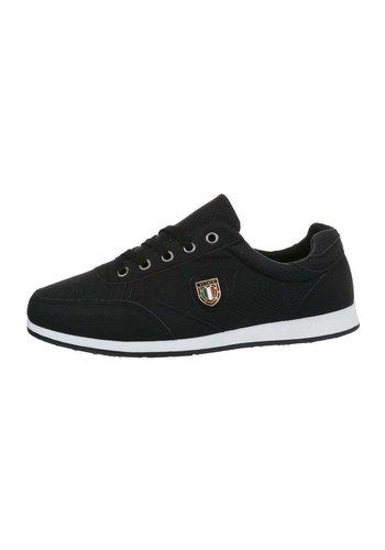 Neckermann chaussures homme noir C9034-1