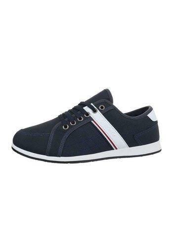 Neckermann chaussures homme bleu C9028-4