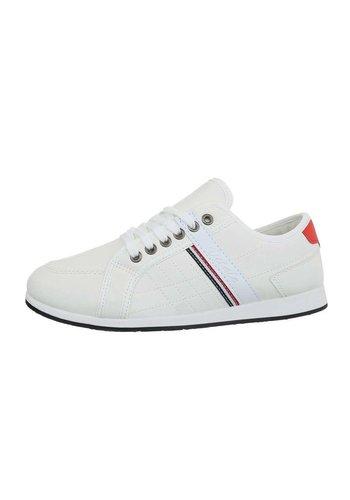 Neckermann chaussures homme blanc C9028-2