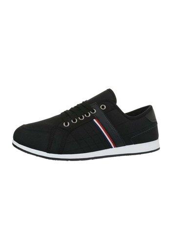 Neckermann chaussures homme noir C9028-1