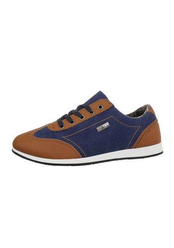 Neckermann Chaussures de sport pour homme bleu C9008-4
