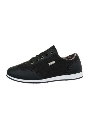 Neckermann chaussures homme noir C9008-1