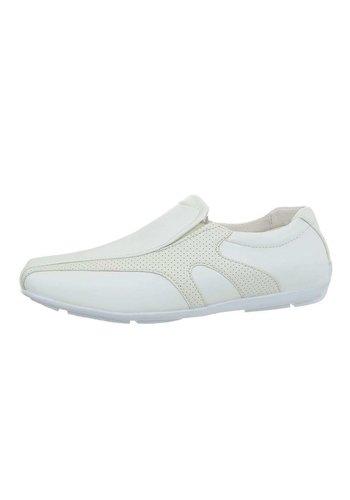 Neckermann chaussures homme blanc C15020