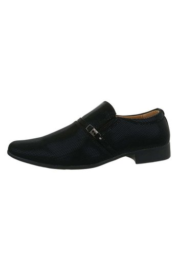 Neckermann heren schoenen zwart C13010