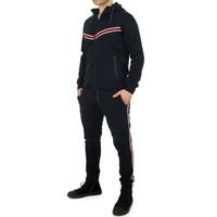 Heren Jogging pak van Fashion Sport - DK.blauw