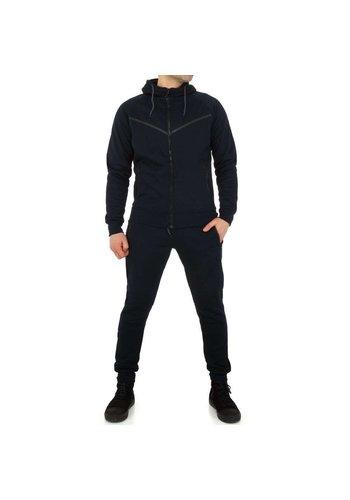 Neckermann Herren-Jogginganzug von Fashion Sport - DK.blue