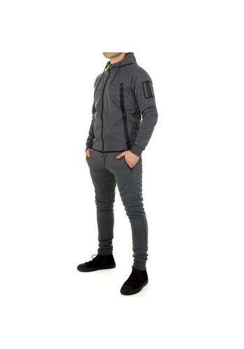 Neckermann Jogginganzug für Herren von Fashion Sport - Grey