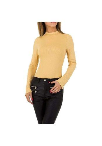 JCL Frauenkörper von JCL - gelb