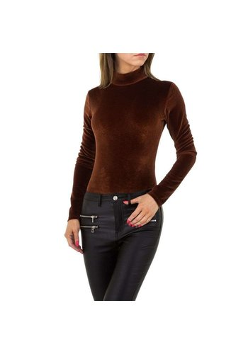 JCL Damen Body von JCL - brown