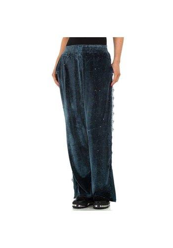 JCL Pantalon femme JCL - gris