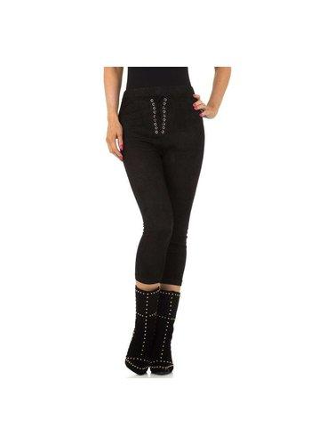 JCL Pantalon femme JCL - noir
