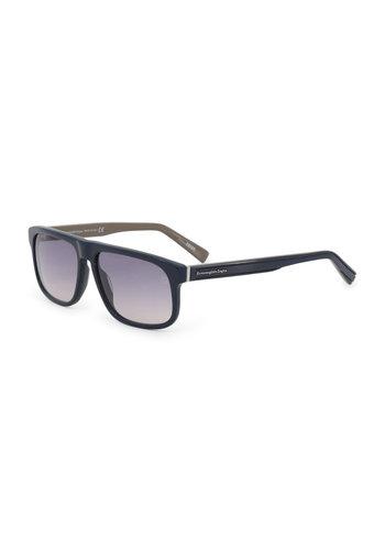 Ermenegildo Zegna zonnebril - zwart -  EZ0003