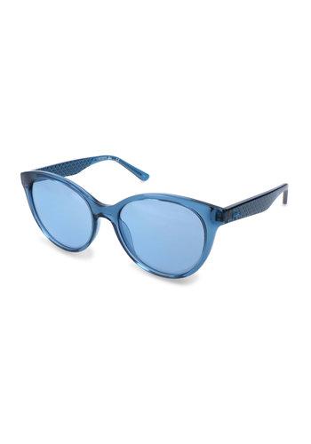 Lacoste lunettes de soleil - bleu clair - L831S