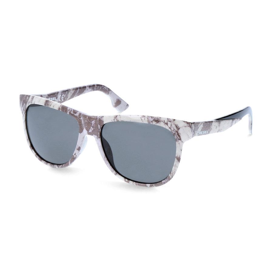 lunettes de soleil - marron clair - DL9076