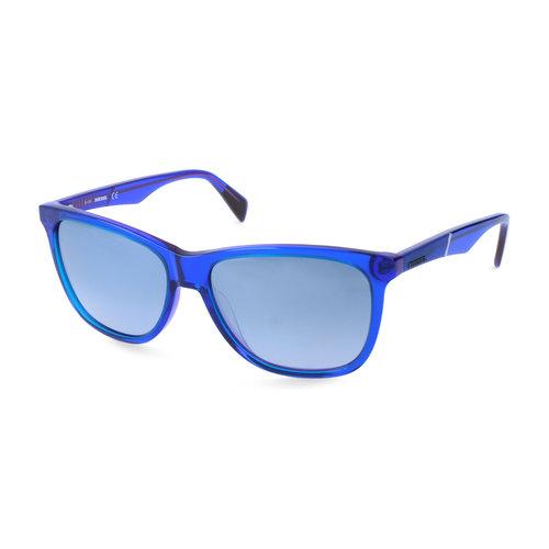 Diesel Lunettes de soleil - bleu - DL0222