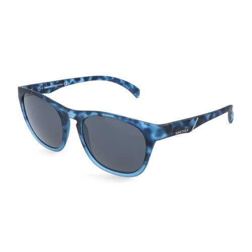 Diesel lunettes de soleil - bleu - DL0170