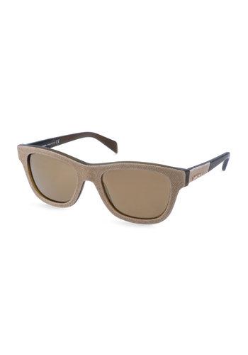 Diesel lunettes de soleil - marron / noir - DL0111