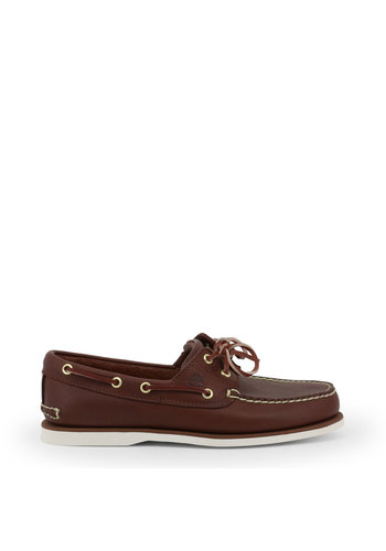 Timberland Mocassins - donkerbruin -  CLASSICBOAT