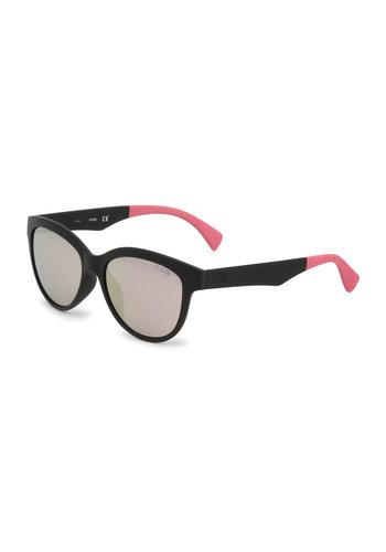 Guess lunettes de soleil - noir / rose - GU7433