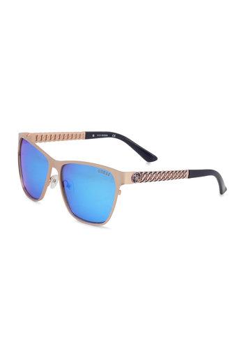 Guess lunettes de soleil - rosegold - GU7403