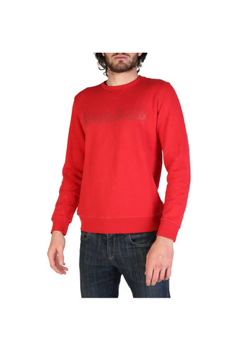 Napapijri Sweater - rood - BEVORA_N0YIJ8