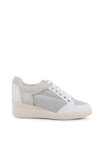 Geox Sneakers - wit/grijs - STARDUST