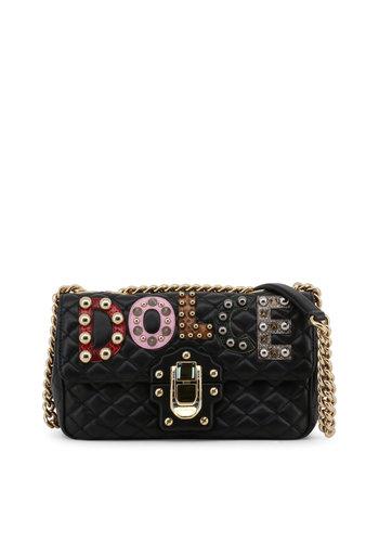 Dolce&Gabbana Handtasche - schwarz - BB6344AI6478