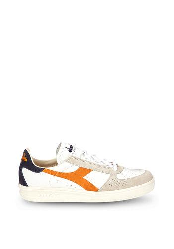 Diadora Heritage Turnschuhe - weiß / orange - B_ELITE_SL