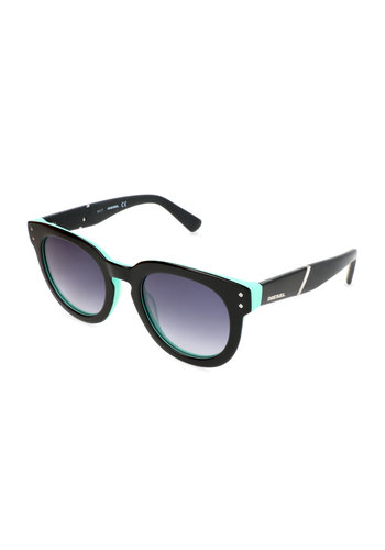Diesel lunettes de soleil - noir - DL0230