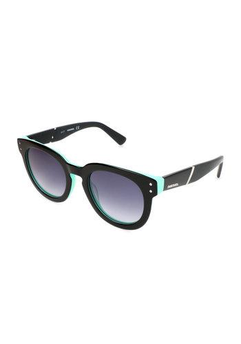 Diesel zonnebril - zwart - DL0230
