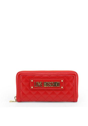 Love Moschino Brieftasche - rot -JC5612PP17LA