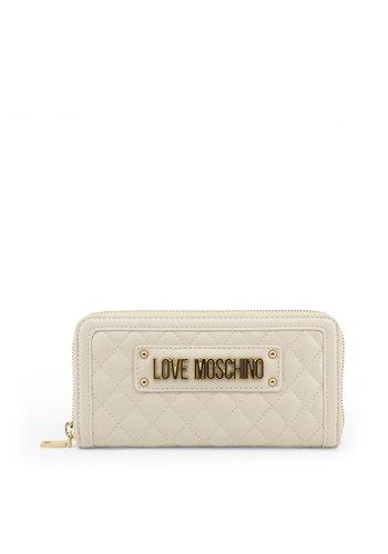 Love Moschino Brieftasche - Creme - JC5612PP17LA