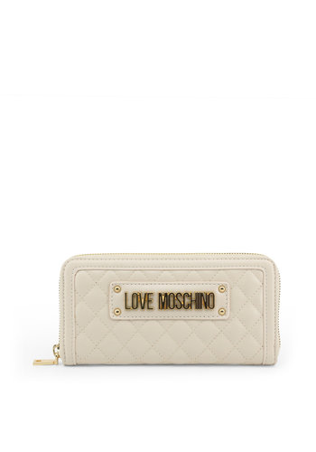 Love Moschino Portefeuille - crème - JC5612PP17LA