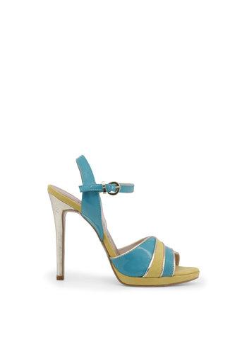 Paris Hilton Crochet haut jaune / turquoise - Paris Hilton 8605