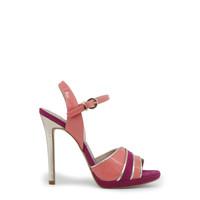 Hogehaak  - rood/oranje - Paris Hilton 8605
