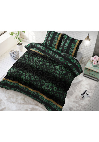 Sleeptime Panther Gradient Green