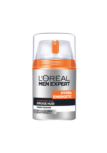 L'OREAL Hydra Energy Gesichtscreme 5 - 50 ml