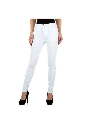 Neckermann Damen Jeans von BySasha - white