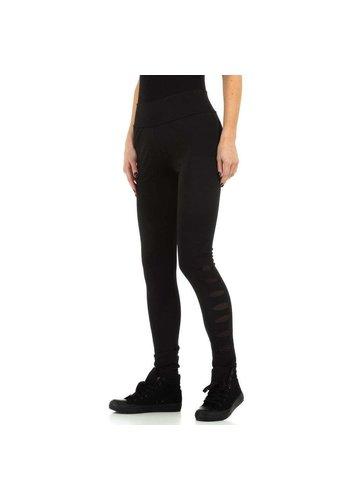 HOLALA Dames legging van Holala - zwart