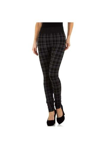 HOLALA Dames legging van Holala Gr. Eén maat - zwart