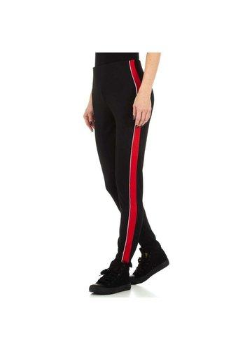 HOLALA Dames legging van Holala - rood