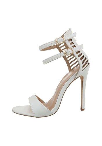Neckermann Chaussure Dames Open blanc